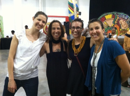 Alumna from Urban Bush Women's Summer Leadership Institute and from UCLA's Department of World Arts and Cultures / Dance